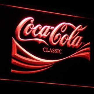 Coca-Cola neon sign LED