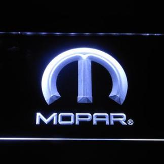Mopar neon sign LED