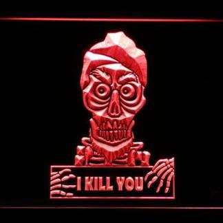 Achmed The Dead Terrorist Jeff Dunham neon sign LED