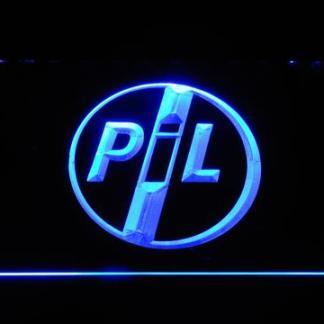 Public Image Ltd neon sign LED