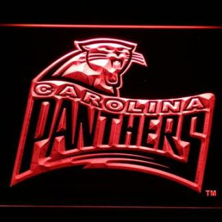 Carolina Panthers 1995 - Legacy Edition neon sign LED