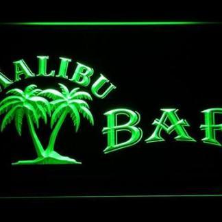 Malibu Bar neon sign LED