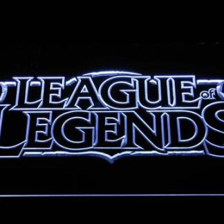 League of Legends neon sign LED