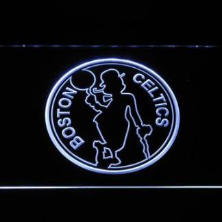 Boston Celtics Silhouette neon sign LED
