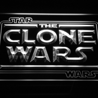 Star Wars The Clone Wars neon sign LED