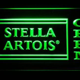 Stella Artois Open neon sign LED