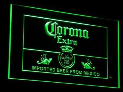 Corona Extra Mexico neon sign LED