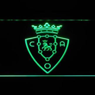 CA Osasuna neon sign LED