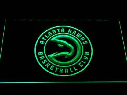 Atlanta Hawks neon sign LED
