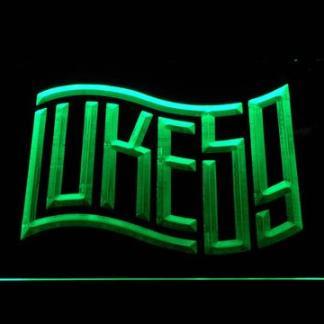 Carolina Panthers Luke Kuechly 59 neon sign LED