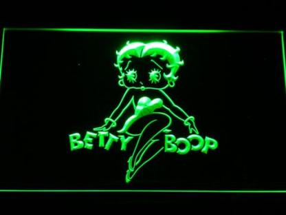 Betty Boop neon sign LED