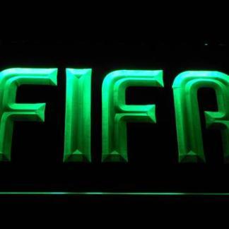 FIFA neon sign LED