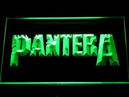 Pantera neon sign LED
