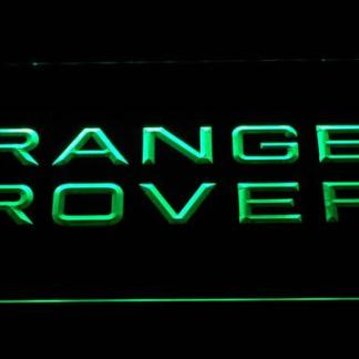 Land Rover Range Rover neon sign LED