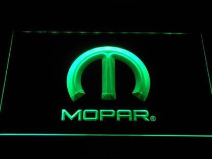 Mopar neon sign LED