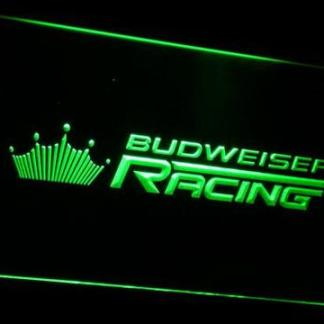 Budweiser Racing neon sign LED
