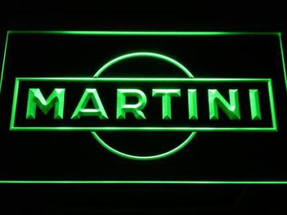 Martini neon sign LED