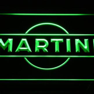 Martini neon sign LED