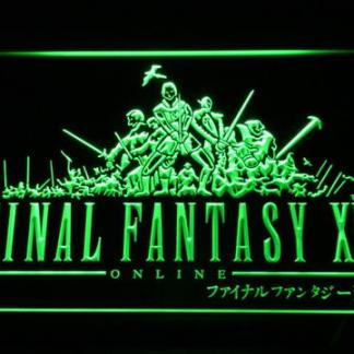 Final Fantasy XI neon sign LED