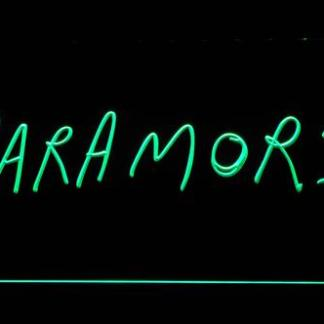 Paramore neon sign LED
