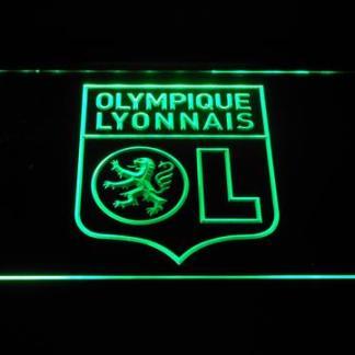 Olympique Lyonnais neon sign LED