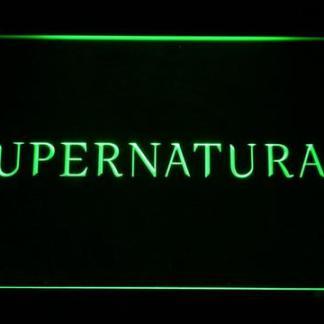 Supernatural neon sign LED
