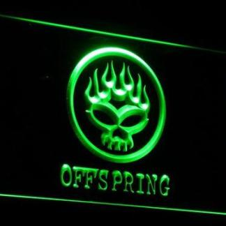 The Offspring neon sign LED