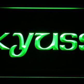 Kyuss neon sign LED