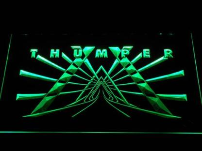 Thumper neon sign LED
