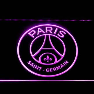 Paris Saint-Germain FC neon sign LED