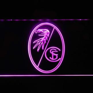 SC Freiburg neon sign LED