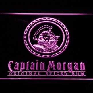 Captain Morgan Original Spiced Rum neon sign LED