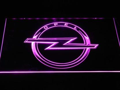 Opel Logo neon sign LED