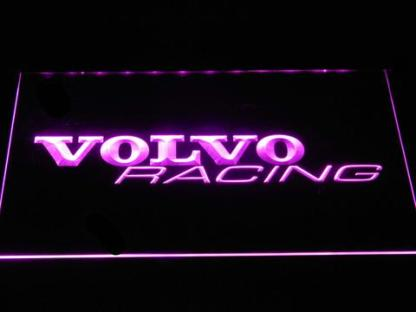 Volvo Racing neon sign LED