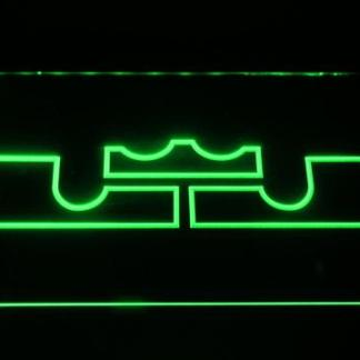 Cleveland Cavaliers LeBron James neon sign LED