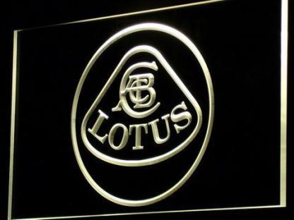 Lotus Authorized neon sign LED