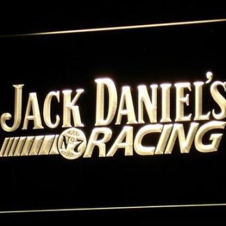 Jack Daniel's Racing neon sign LED