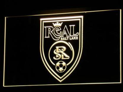 Real Salt Lake neon sign LED