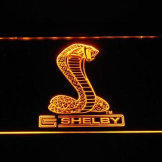 Ford Shelby neon sign LED