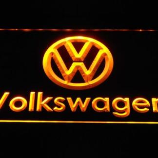Volkswagen Wordmark neon sign LED