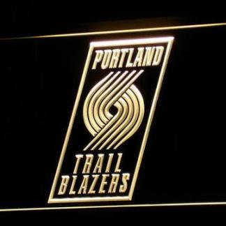 Portland Trail Blazers neon sign LED