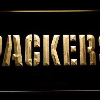 Green Bay Packers 1 neon sign LED