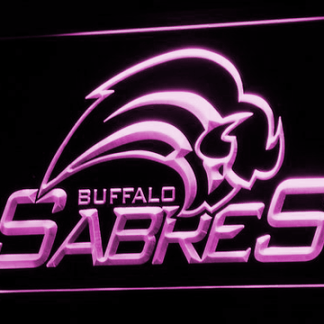 Buffalo Sabres Logo - Legacy Edition neon sign LED