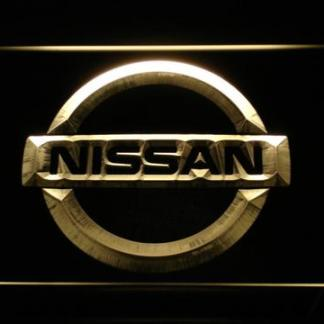 Nissan neon sign LED