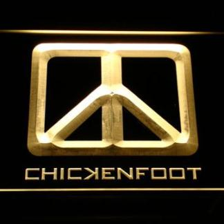 Chickenfoot neon sign LED