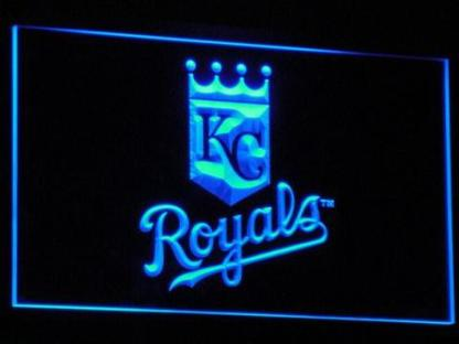 Kansas City Royals neon sign LED