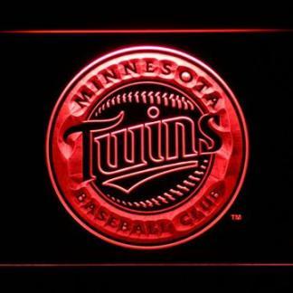 Minnesota Twins 5 neon sign LED