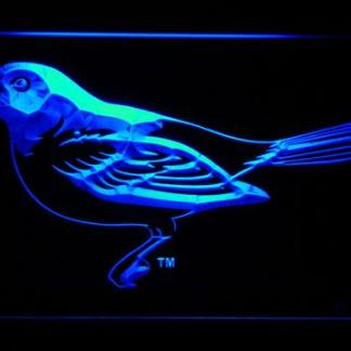 Baltimore Orioles 5 neon sign LED