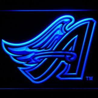 Los Angeles Angels of Anaheim 1997-2001 Winged A Logo - Legacy Edition neon sign LED