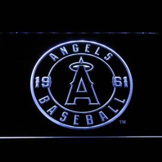 Los Angeles Angels of Anaheim Badge neon sign LED
